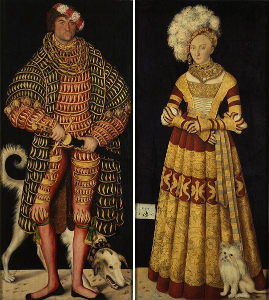 Überblick über die Mode der Renaissance